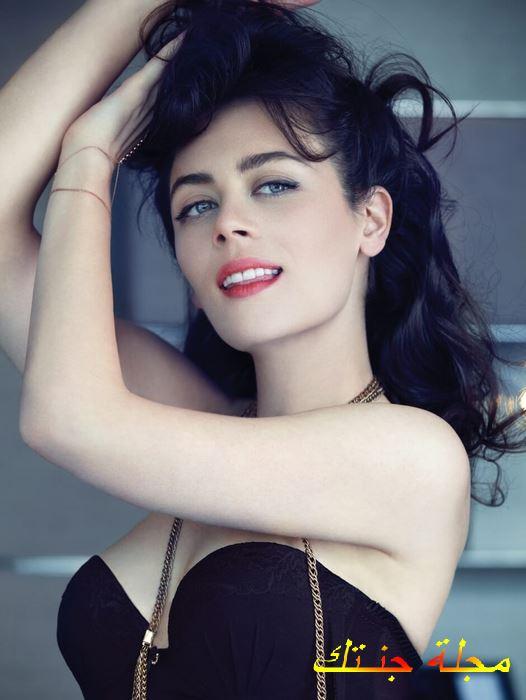 الممثلة ديميت إيفجار