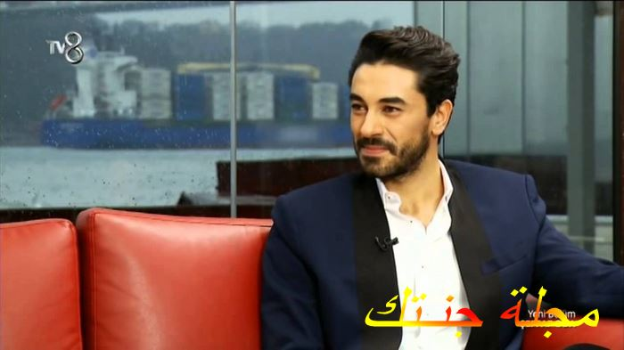 الممثل التركي جوكهان ألكان