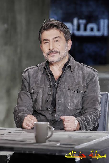 الممثل السوري عابد فهد