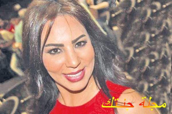 الجميلة زينة منصور