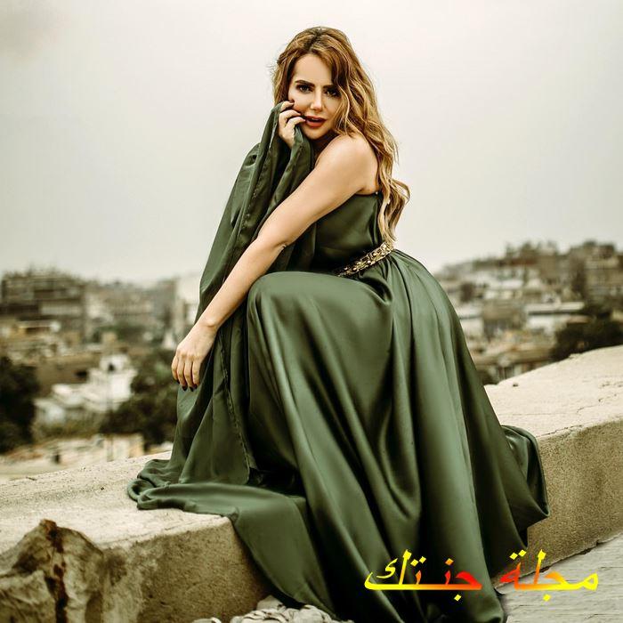 الفنانة رانيا الملاح