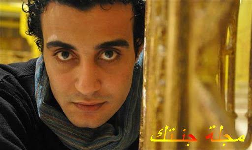 الفنان الشاب محمد درويش