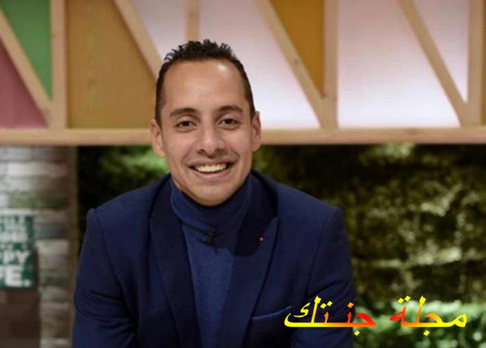 الفنان عمرو وهبة