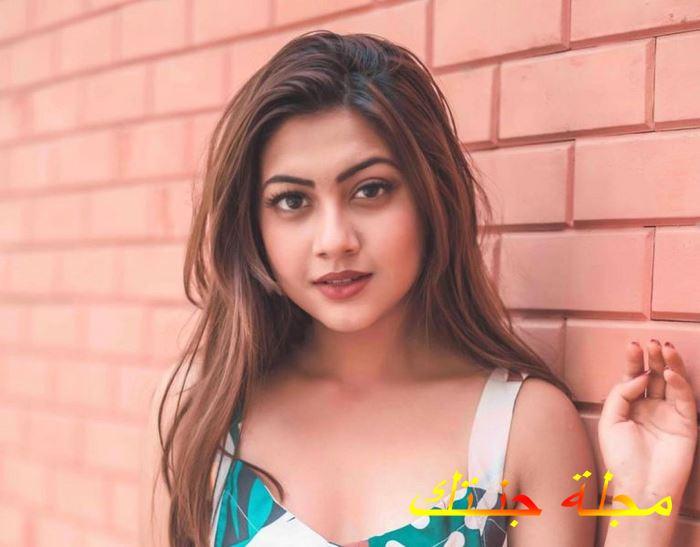 الممثلة ريم شيخ