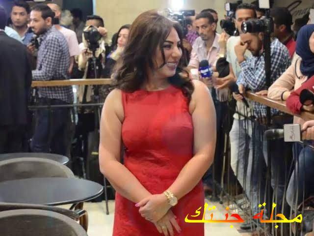 الممثلة زينة منصور