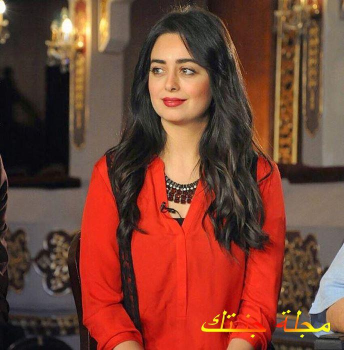 الممثلة هبة مجدي