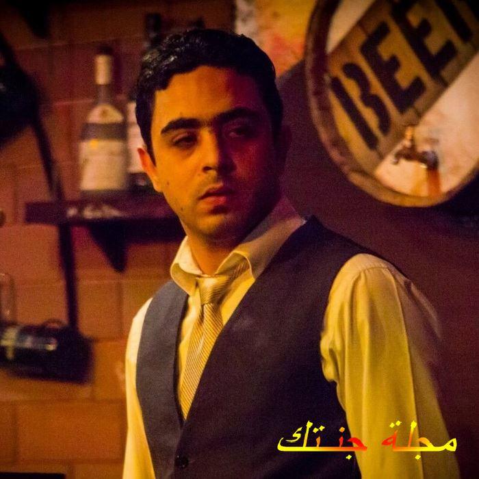 الممثل الشاب فتحي سالم