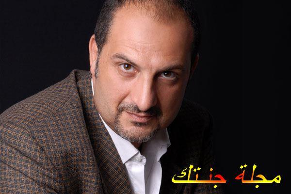 الممثل خالد الصاوي