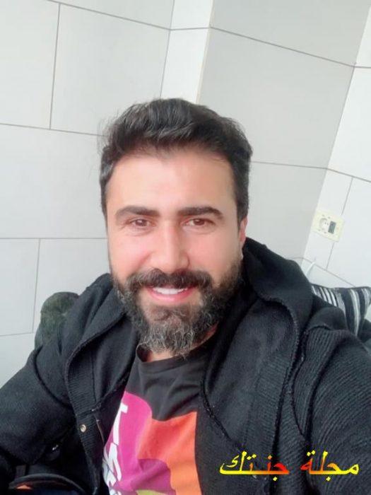 الممثل خالد القيش