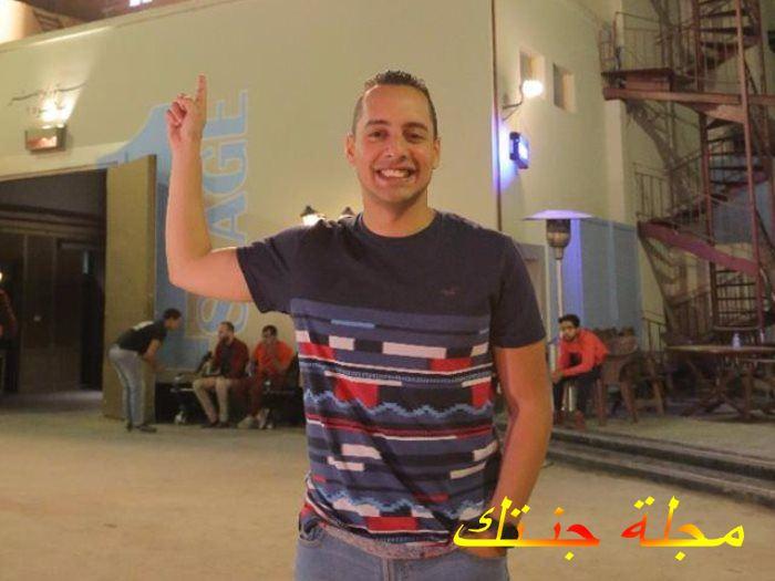 الممثل عمرو وهبة