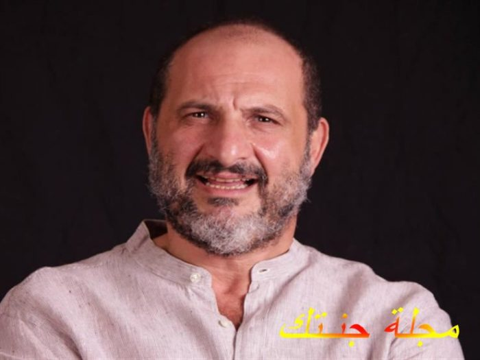 النجم المصري خالد الصاوي