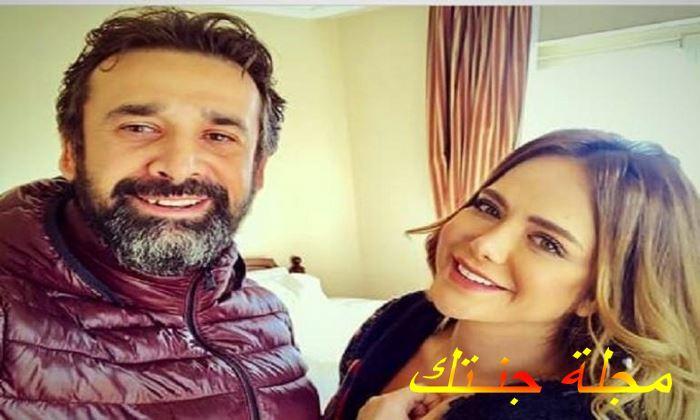 رانيا الملاح مع كريم عبد العزيز