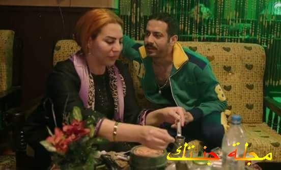 زينة منصور في دور ام عبير