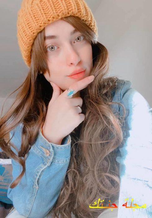 الممثلة الجميلة شاهيستا سعد