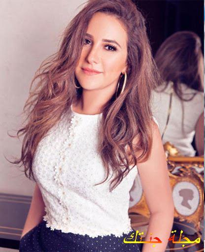 الممثلة الشابة شيري عادل