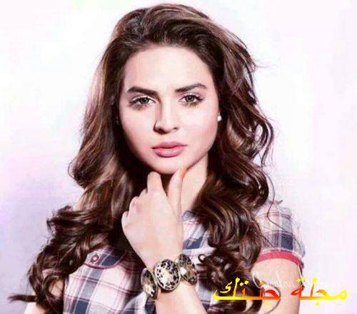 الممثلة الهندية بينش شوهان