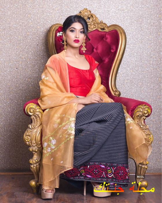 الممثلة الهندية نمريت كور أهلواليا