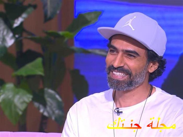 الممثل المتالق محمد علاء