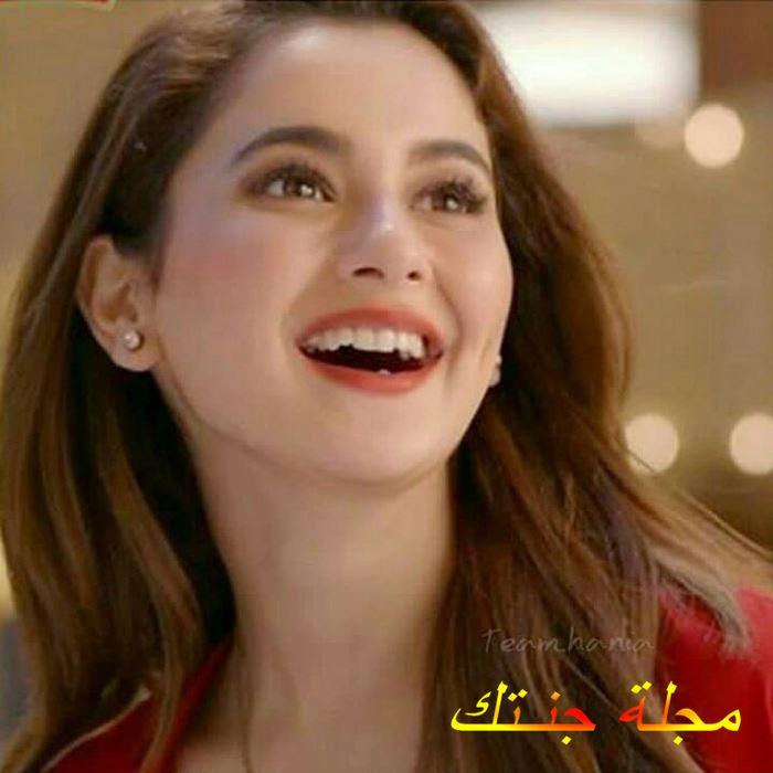 النجمة الشابة Hania Aamir