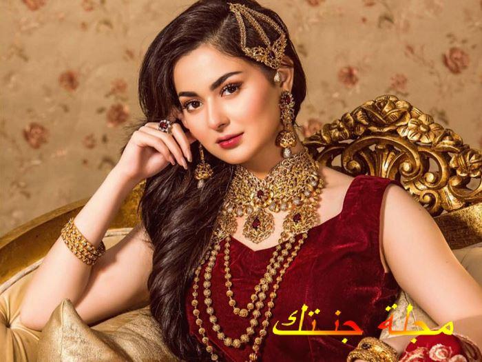 النجمة الموهوبة هانيا أمير
