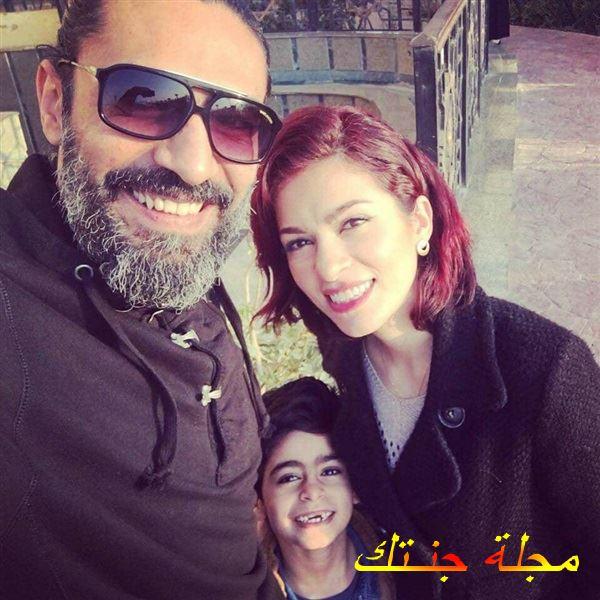 زوجت محمد علاء