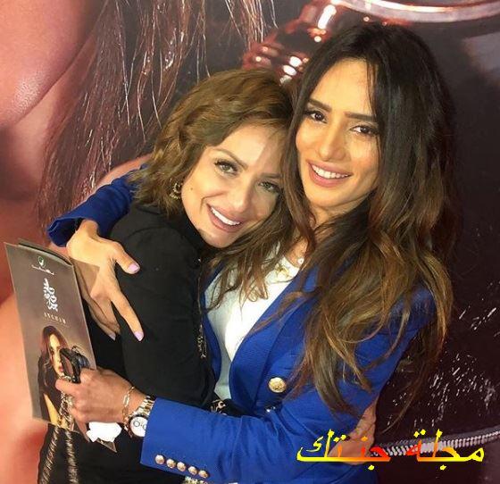 زينة و ريم البارودي