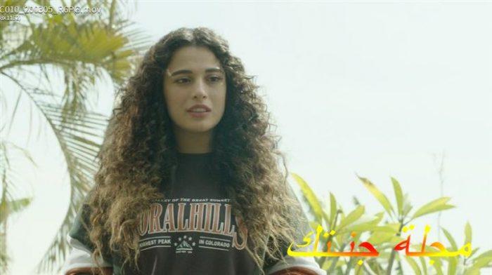 شاهيستا سعد في مسلسل الا انا