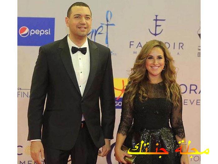 شيري عادل وطليقها معز مسعود