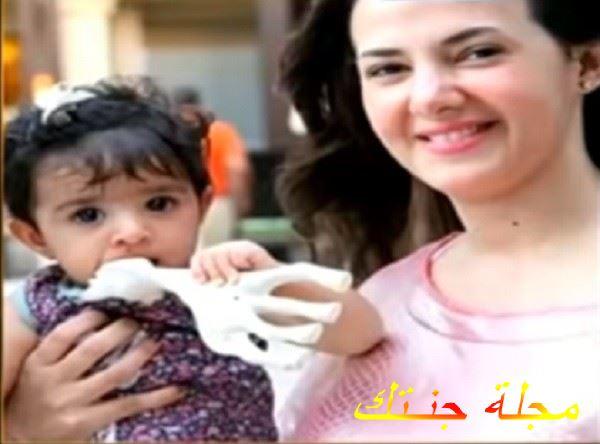 ابنة دنيا سمير غانم