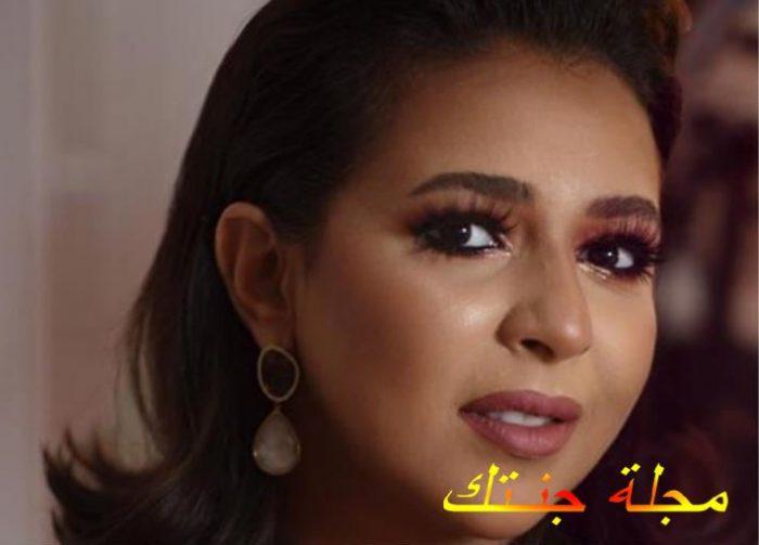 الممثلة المتألقة ايم سمير غانم