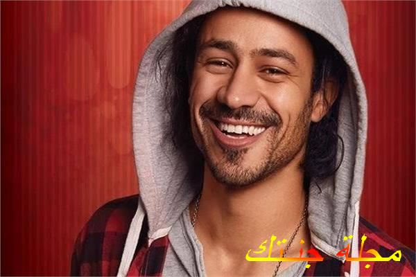 الممثل أحمد داود
