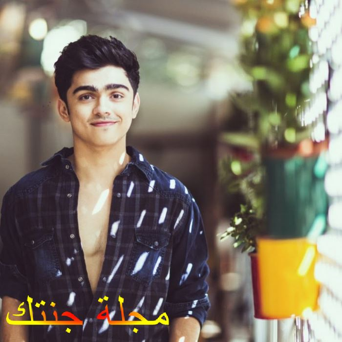 الممثل الشاب روهان شاه