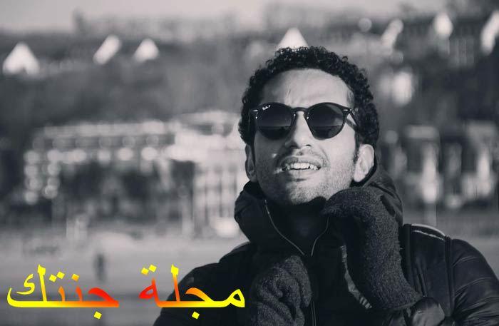 الممثل محمد حاتم