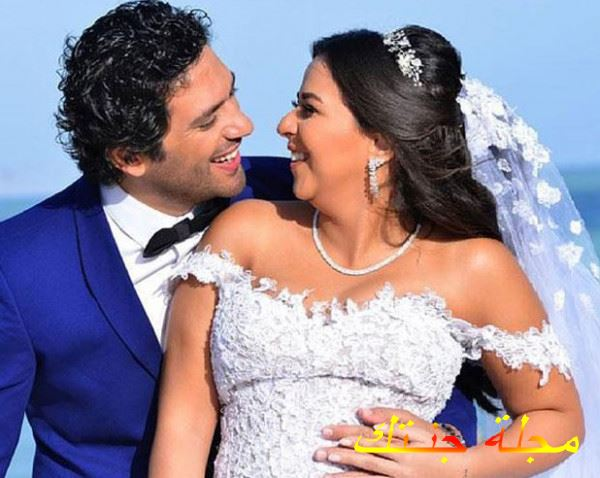 زفاف ايمي سمير غانم