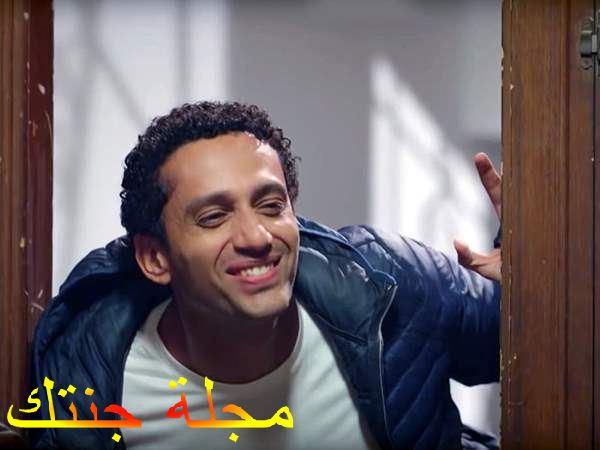 محمد حاتم في مسلسل ابو العروسة