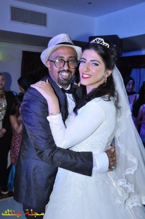 محمد في زفافه