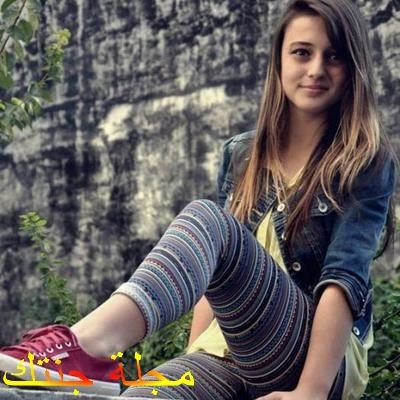 الممثلة الشابة رابيا سويتورك