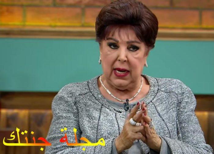الممثلة المصرية رجاء الجداوي
