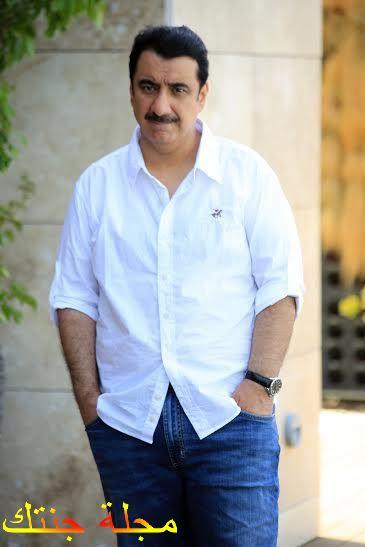 الممثل حسين عسيري