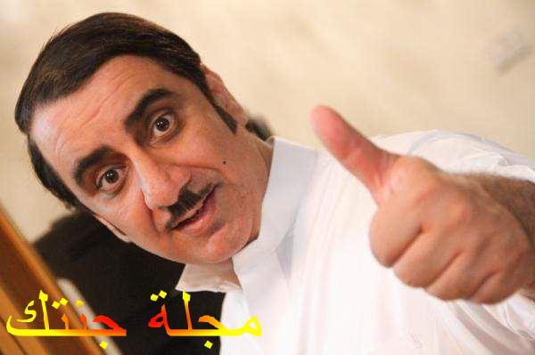 النجم السعودي حسين عسيري