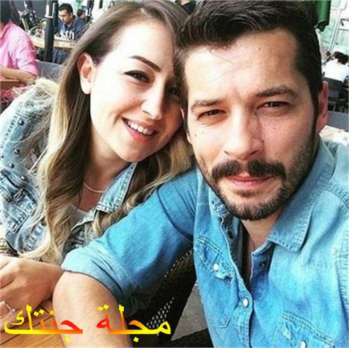 انيل التر برفقة حبيبته وزوجته