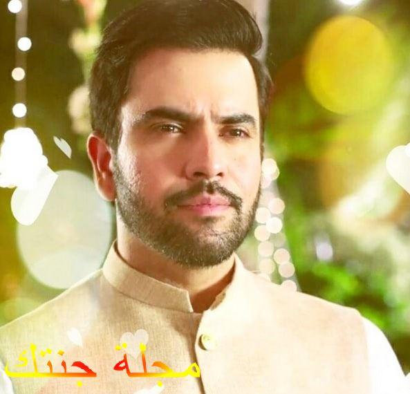 بطل مسلسل هانيه جنيد خان