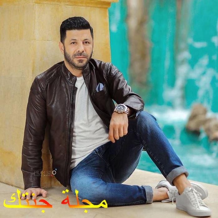 جلسة تصوير للممثل اياد نصار