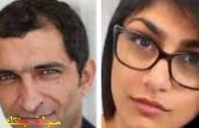 عمرو واكد و مايا