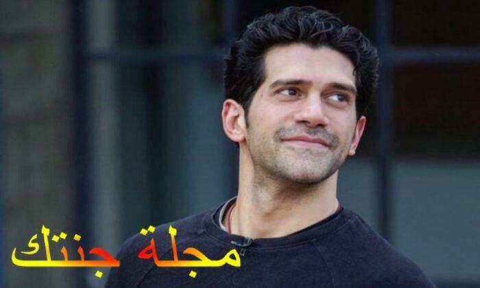 الفنان احمد مجدى