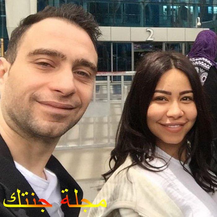 حسام حبيب و شيرين