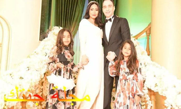صورة من حفل زواجهم