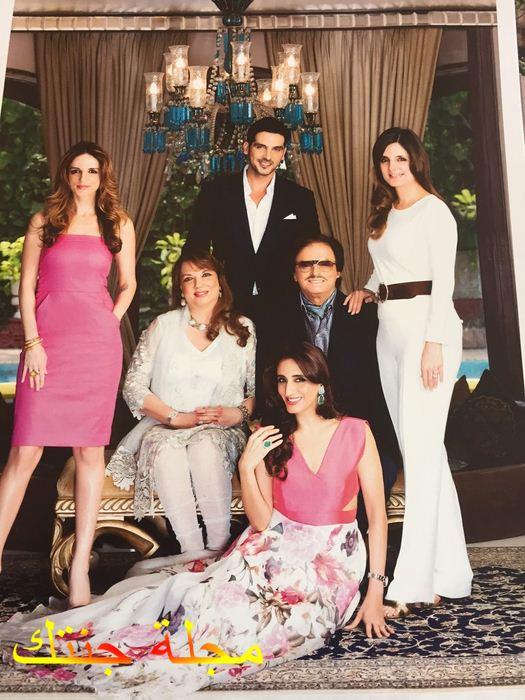 عائلة زايد خان