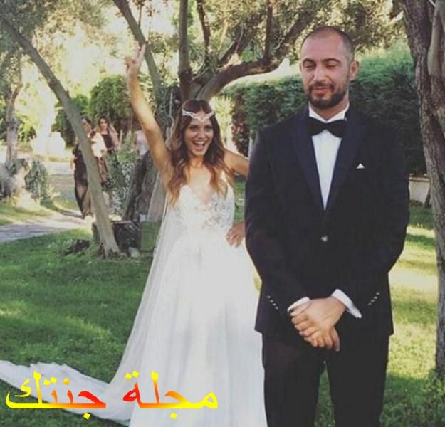 نيلاى في حفل زواجها