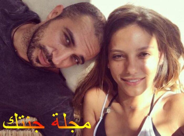 نيلاى و زوجها و السيلفي